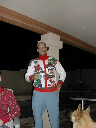 Christmas Party '04