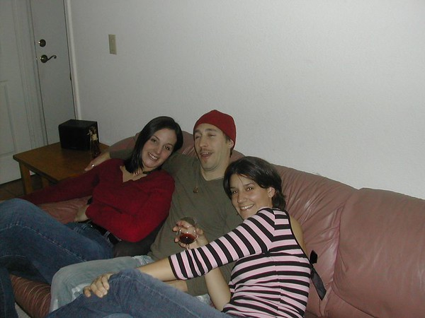 Christmas party '03