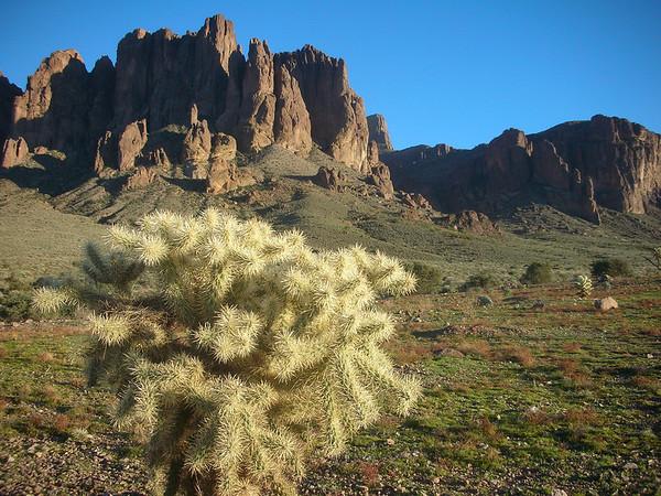 Apache Trail/Flatiron 12.30.07