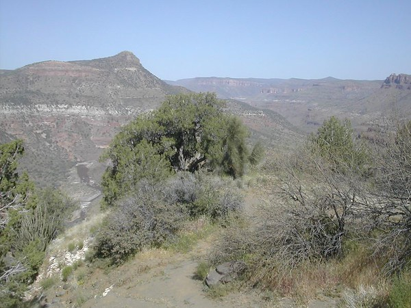Cibecue Canyon