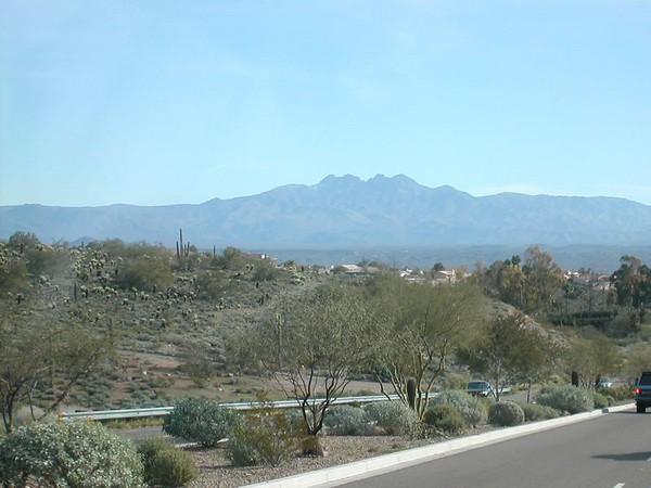 Four Peaks 1/10/05