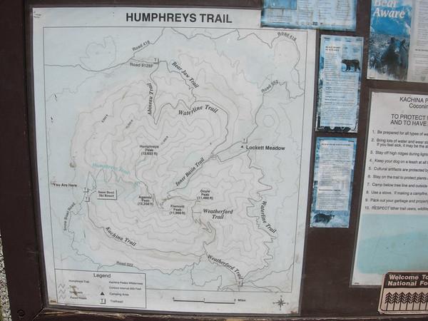 Mt. Humphreys 5.29.06