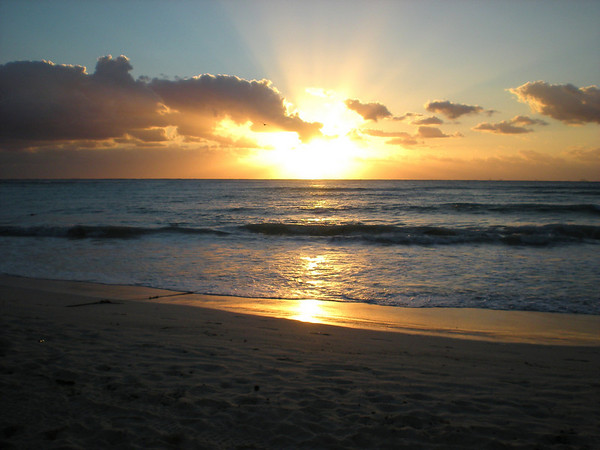 Playa del Carmen, MX 2.1.09