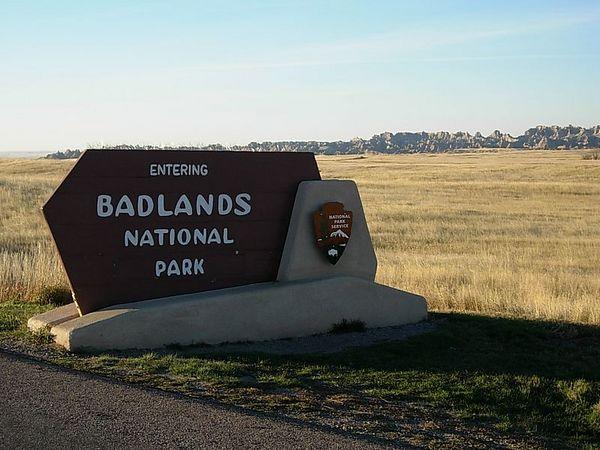 Badlands NP, SD 10.27.05